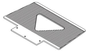 Atraminė plokštelė GS