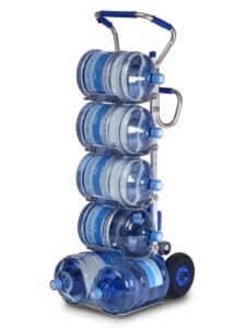 Ūdens pudeļu pārvadāšanai
