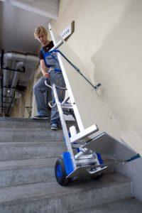 Stairclimber Liftkar SAL UNI 170 Pistolgrip