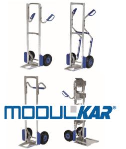 Ручная тележка Modulkar 00, 300kg