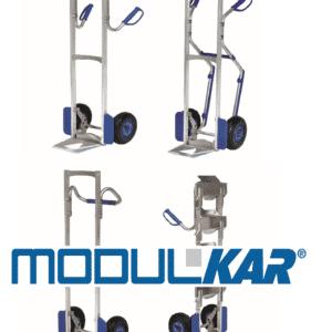 Kaubakäru Modulkar 04, 300kg