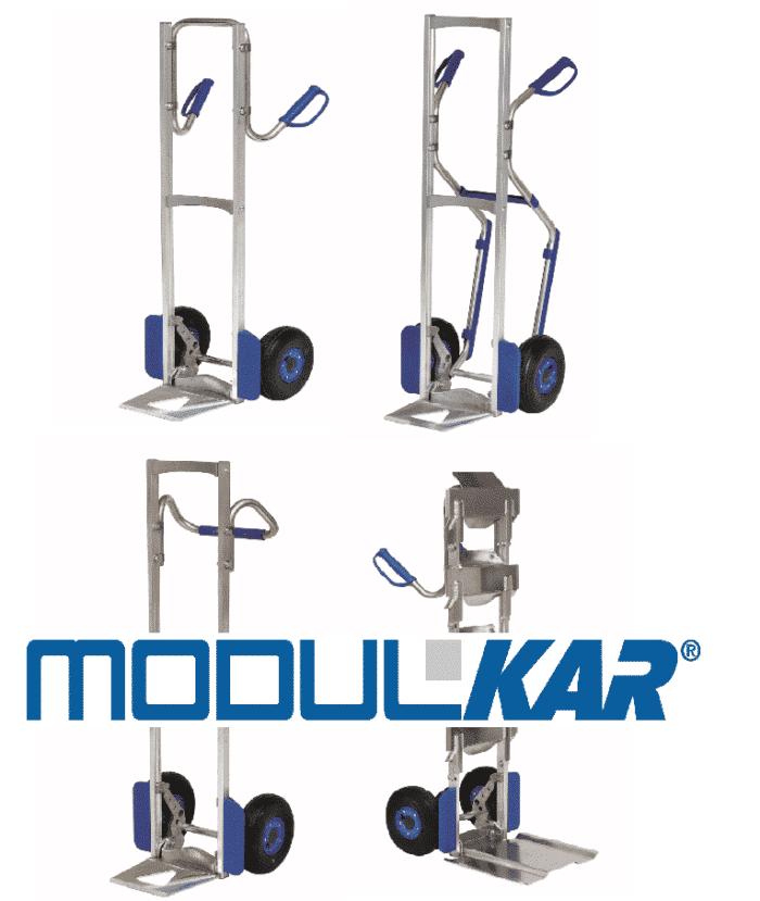 Kaubakäru Modulkar 04 Hartico 1600