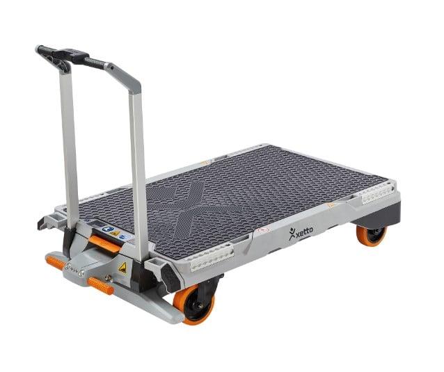 xetto lifting jan transportation platform